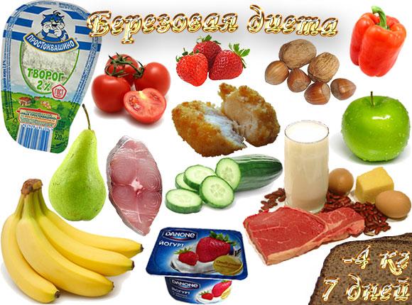 березовая диета