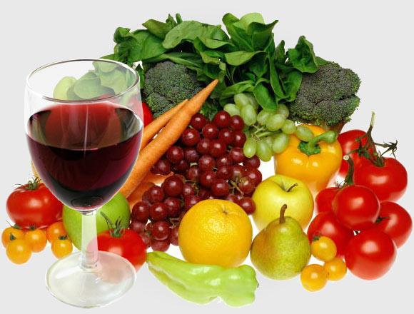 Цветная диета 1 кг 7 дней