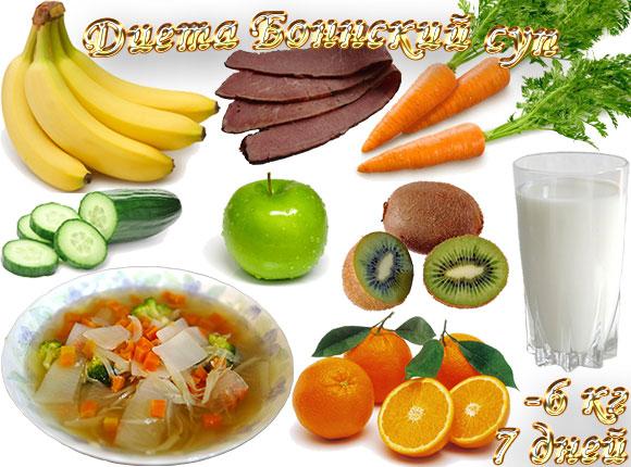 Овощной суп для похудения рецепты суповых диет
