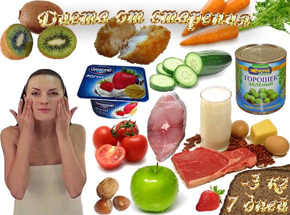диета от старения