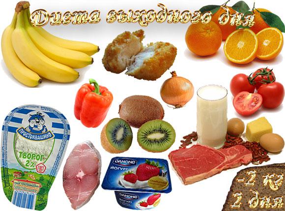 Правильное похудение диета любимая