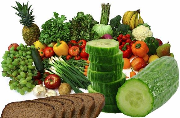 Огуречная диета (7 дней) - потеря веса до 5 кг