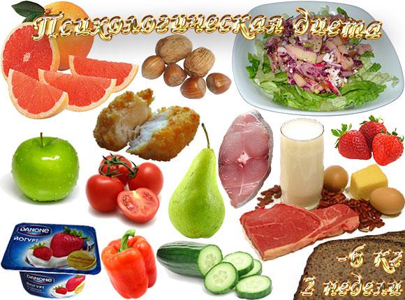 Постная диета для похудения меню на 7 14 40 дней диета